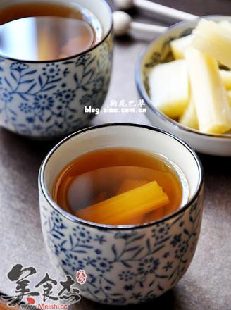 甘蔗红枣桂圆甜汤的做法