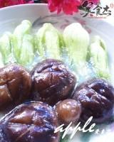 青菜炒香菇fo.jpg