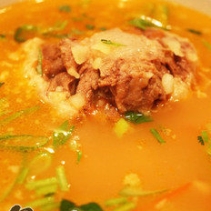 香浓牛尾汤