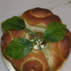 茶油土豆泥面包