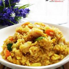 咖喱炖米饭
