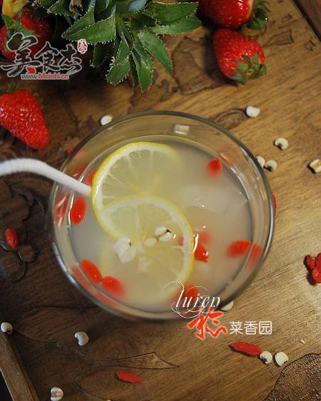 薏米银耳柠檬枸杞水Vq.jpg