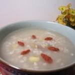 燕麦花豆粥
