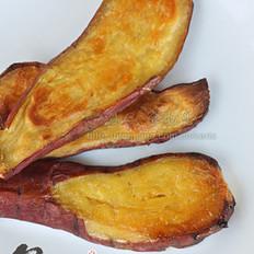 香烤薯片的做法
