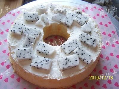 家常生日蛋糕的做法【图】生日蛋糕