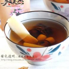 罗汉果甘蔗蜂蜜甜水的做法