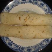 土豆面皮卷