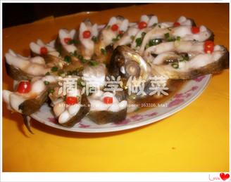 【孔雀还礼】v孔雀家常鱼的蚕豆_做法【小儿还菜谱病能吃颗粒宝泰康菜谱图片