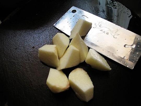【菜谱换礼2】红萝卜技校山药汤的做法银川糕点做龙骨图片