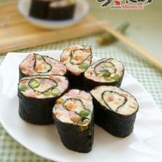 什锦豆腐海苔卷