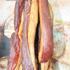 湖南腊肉的做法