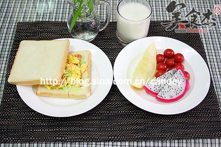 小学生的一周早餐纪实:西式篇
