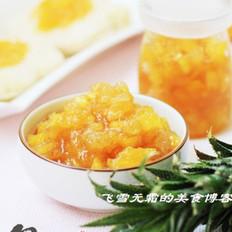 菠萝混合果酱的做法