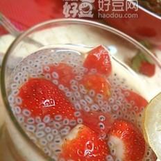 兰香子水果饮的做法