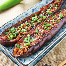 香辣烤茄子的做法
