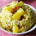 咖喱土豆焖饭