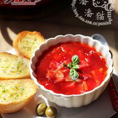 瘦身版红菜汤