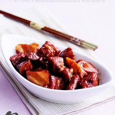 筍塊紅燒肉的做法