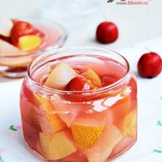 水果罐头的做法
