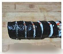 肉圆寿司的做法_家常肉圆寿司的做法
