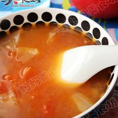 番茄鲫鱼汤的做法