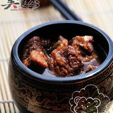 红茶牛肉的做法