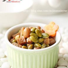 花生豆子的做法