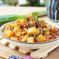 麻婆土豆的做法