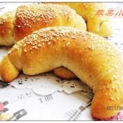 麦麸芝麻面包