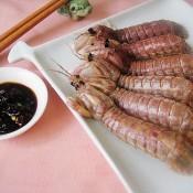 清水皮皮虾的做法