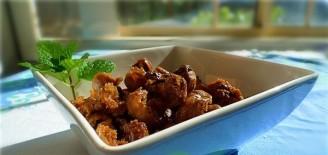 沙姜鸡肾的做法