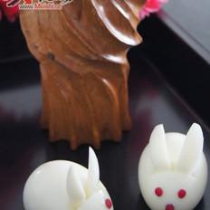幸福兔子的做法