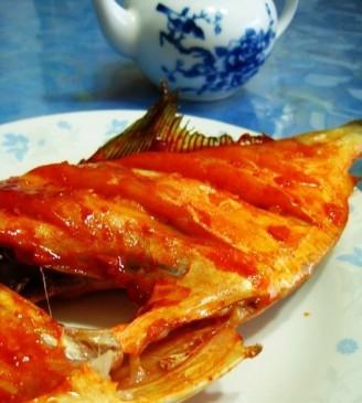 红烧小扒皮鱼的做法_红烧扒皮鱼的做法红烧扒皮鱼的做法图解