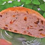 薄荷红酒杂料面包的做法