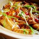 香酥豆腐炖牛肉