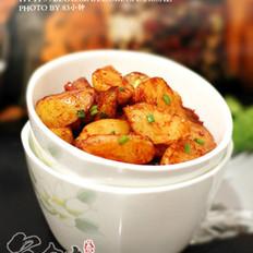 腐乳土豆的做法