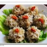 珍珠酸菜肉丸子