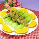 蝦皮油菜的做法