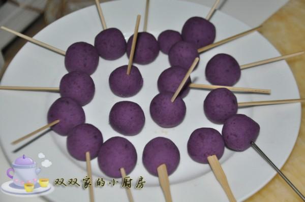 青木灰紫薯头发图片