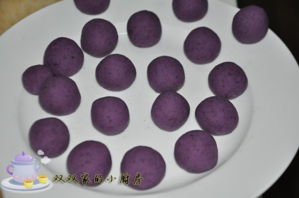 紫薯巧克力棒棒糖
