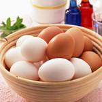 鸡蛋不可横着放