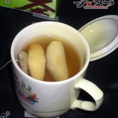 蘋果綠茶的做法