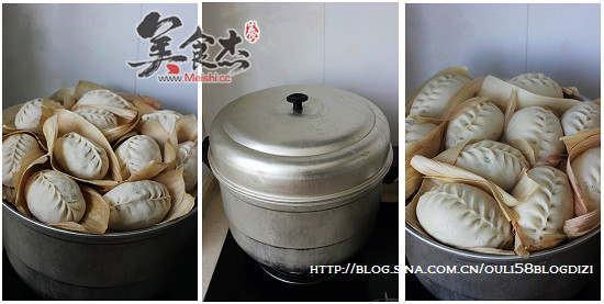 柳叶饺子的捏法步骤图