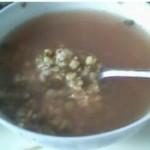 绿豆大麦粥