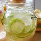 柠檬苹果醋