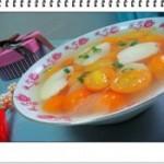 土豆小番茄汤
