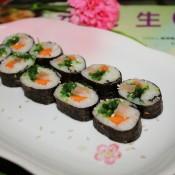 猪颈肉寿司