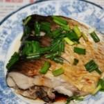 清蒸鲩鱼的做法