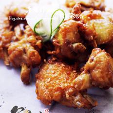 唐扬炸鸡的做法