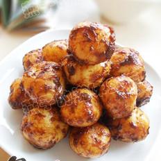 酱焖小土豆的做法